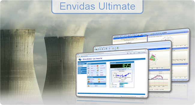 <h3>Envidas Ultimate</h3>The Ultimate Solution for Emission, Air Monitoring and Water Quality Monitoring Systems from Envitech Ltd.